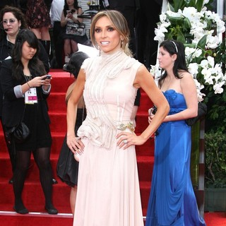 Giuliana Rancic in The 69th Annual Golden Globe Awards - Arrivals