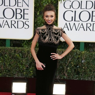 Giuliana Rancic in 70th Annual Golden Globe Awards - Arrivals
