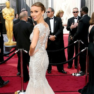 Giuliana Rancic in 84th Annual Academy Awards - Arrivals