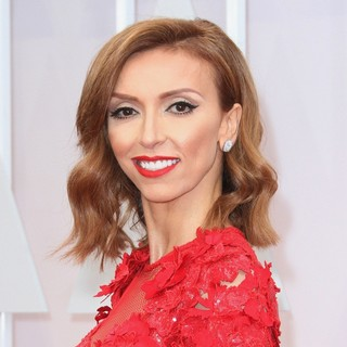Giuliana Rancic in The 87th Annual Oscars - Red Carpet Arrivals