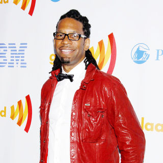 LZ Granderson in 21st Annual GLAAD Media Awards