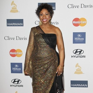 Gladys Knight in Clive Davis and The Recording Academy's 2013 Pre-Grammy Gala and Salute to Industry Icons
