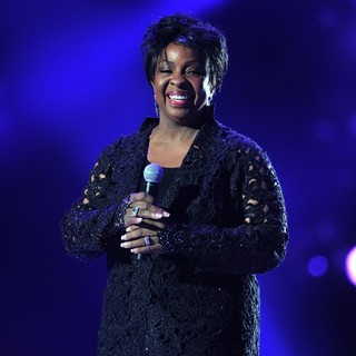 Gladys Knight in Michael Jackson Tribute Concert Held at The Cardiff Millenium Stadium