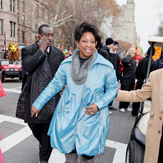 Gladys Knight in 84th Macy's Thanksgiving Day Parade