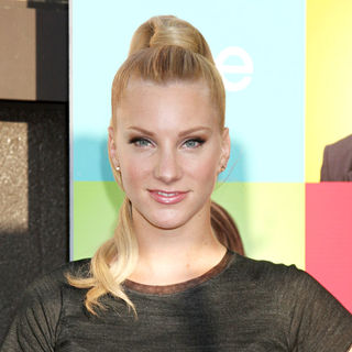 Heather Morris in Fox's 'Glee' Academy: An Evening of Music with The Cast of Glee
