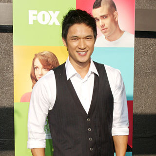 Harry Shum Jr. in Fox's 'Glee' Academy: An Evening of Music with The Cast of Glee