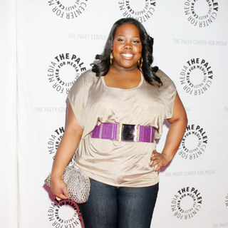 Amber Riley in The 27th Annual PaleyFest presents 'Glee'