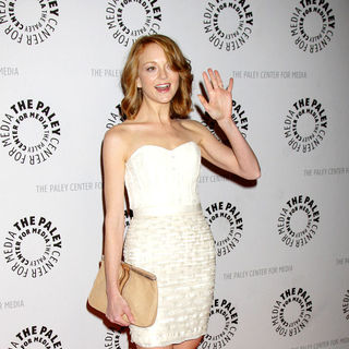 Jayma Mays in The 27th Annual PaleyFest presents 'Glee'
