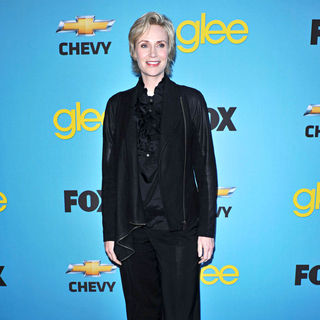 Jane Lynch in 'Glee' Spring Premiere Episode Outdoor Screening