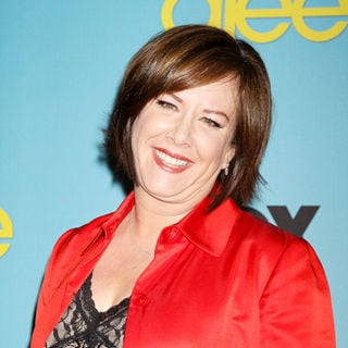 Romy Rosemont in 'Glee' Spring Premiere Episode Outdoor Screening