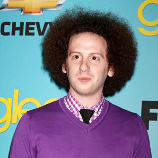 Josh Sussman in 'Glee' Spring Premiere Episode Outdoor Screening