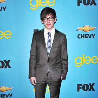 Kevin McHale in 'Glee' Spring Premiere Episode Outdoor Screening