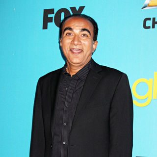 Iqbal Theba in 'Glee' Spring Premiere Episode Outdoor Screening