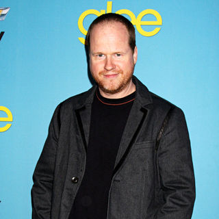 Joss Whedon in 'Glee' Spring Premiere Episode Outdoor Screening