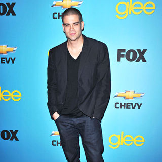 Mark Salling in 'Glee' Spring Premiere Episode Outdoor Screening