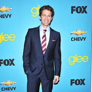 Matthew Morrison in 'Glee' Spring Premiere Episode Outdoor Screening