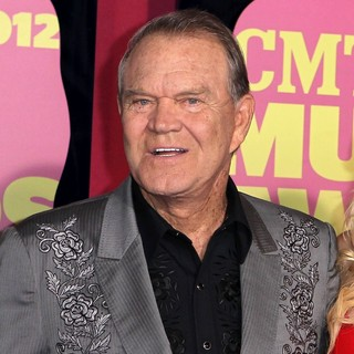 Glen Campbell in 2012 CMT Music Awards