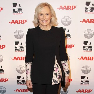 Glenn Close in AARP's 11th Annual Movies for Grownups Awards