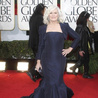 Glenn Close in 70th Annual Golden Globe Awards - Arrivals