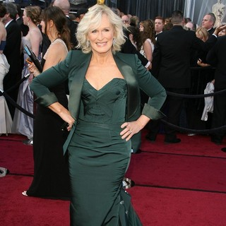 Glenn Close in 84th Annual Academy Awards - Arrivals