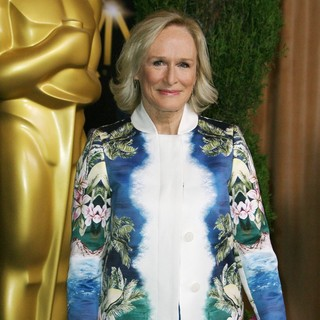 Glenn Close in 84th Annual Academy Awards Nominees Luncheon