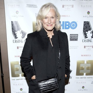 Glenn Close in New York Film Festival Casting By After-Party