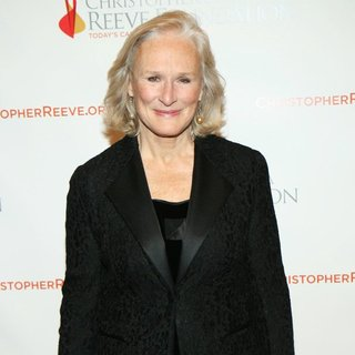 Glenn Close in Christopher and Dana Reeve Foundation's A Magical Evening Gala