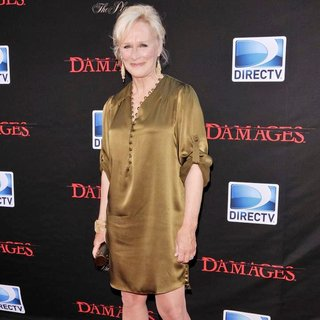 Glenn Close in Damages Season 4 Premiere - Arrivals