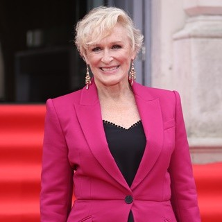 Glenn Close in UK Premiere of The Wife
