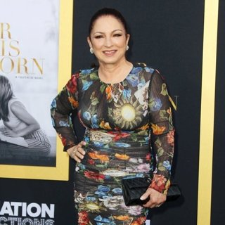 Gloria Estefan in A Star Is Born Los Angeles Premiere - Arrivals