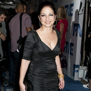 Gloria Estefan in Lifetime's Screening of Five