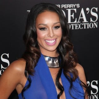 Gloria Govan in Tyler Perry's Madea's Witness Protection New York Premiere