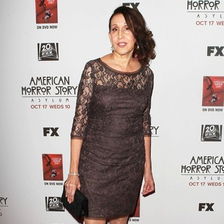 Gloria Laino in Premiere Screening of FX's American Horror Story: Asylum