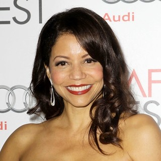 Gloria Reuben in 2012 AFI Fest - Lincoln Premiere - Arrivals