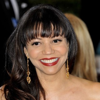 Gloria Reuben in The 85th Annual Oscars - Red Carpet Arrivals