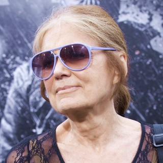 Gloria Steinem in The Dark Knight Rises New York Premiere - Arrivals