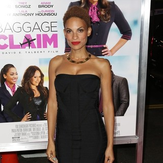 Goapele in Baggage Claim Premiere