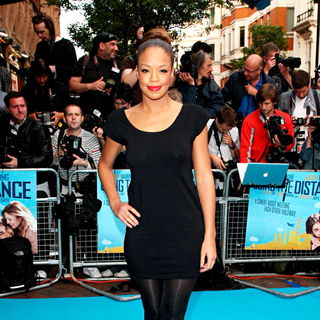 Sarah-Jane Crawford in The UK Premiere of 'Going the Distance' - Arrivals
