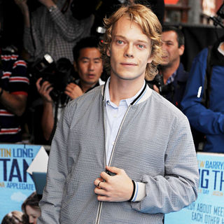 Alfie Allen in The UK Premiere of 'Going the Distance' - Arrivals