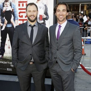 Evan Goldberg, James Weaver in World Premiere of Universal Pictures' Neighbors