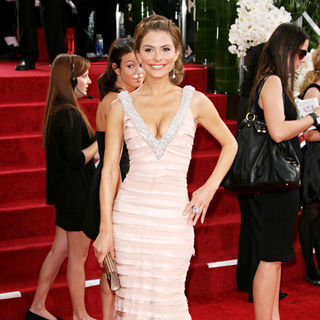 Maria Menounos in 68th Annual Golden Globe Awards - Arrivals