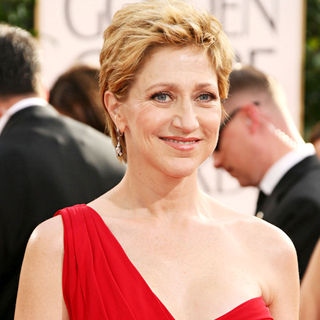Edie Falco in 68th Annual Golden Globe Awards - Arrivals