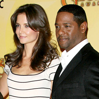 Katie Holmes, Blair Underwood in 68th Annual Golden Globe Nomination Announcement