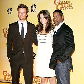 Josh Duhamel, Katie Holmes, Blair Underwood in 68th Annual Golden Globe Nomination Announcement