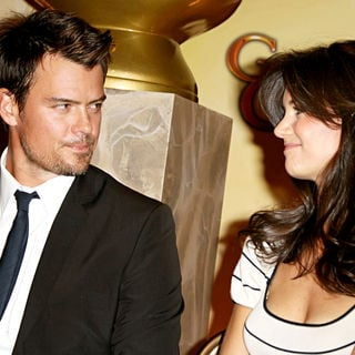 Josh Duhamel, Katie Holmes in 68th Annual Golden Globe Nomination Announcement