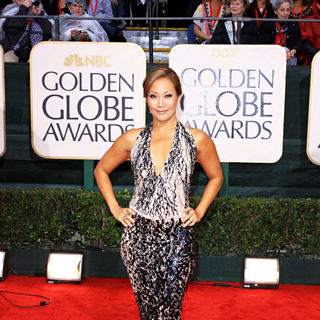 Carrie Ann Inaba in 67th Golden Globe Awards - Arrivals