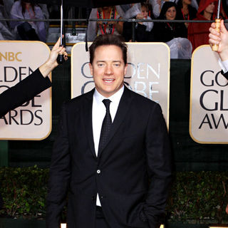 Brendan Fraser in 67th Golden Globe Awards - Arrivals - golden_globes_034_wenn2715290