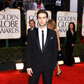 Chace Crawford in 67th Golden Globe Awards - Arrivals