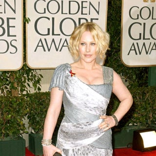 Patricia Arquette in 67th Golden Globe Awards - Arrivals