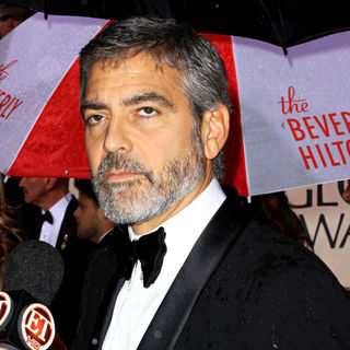 George Clooney in 67th Golden Globe Awards - Arrivals